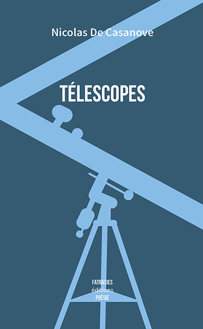 Couverture de 'Télescopes'